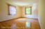 Newly redone Select hardwood floors in the big and bright living room