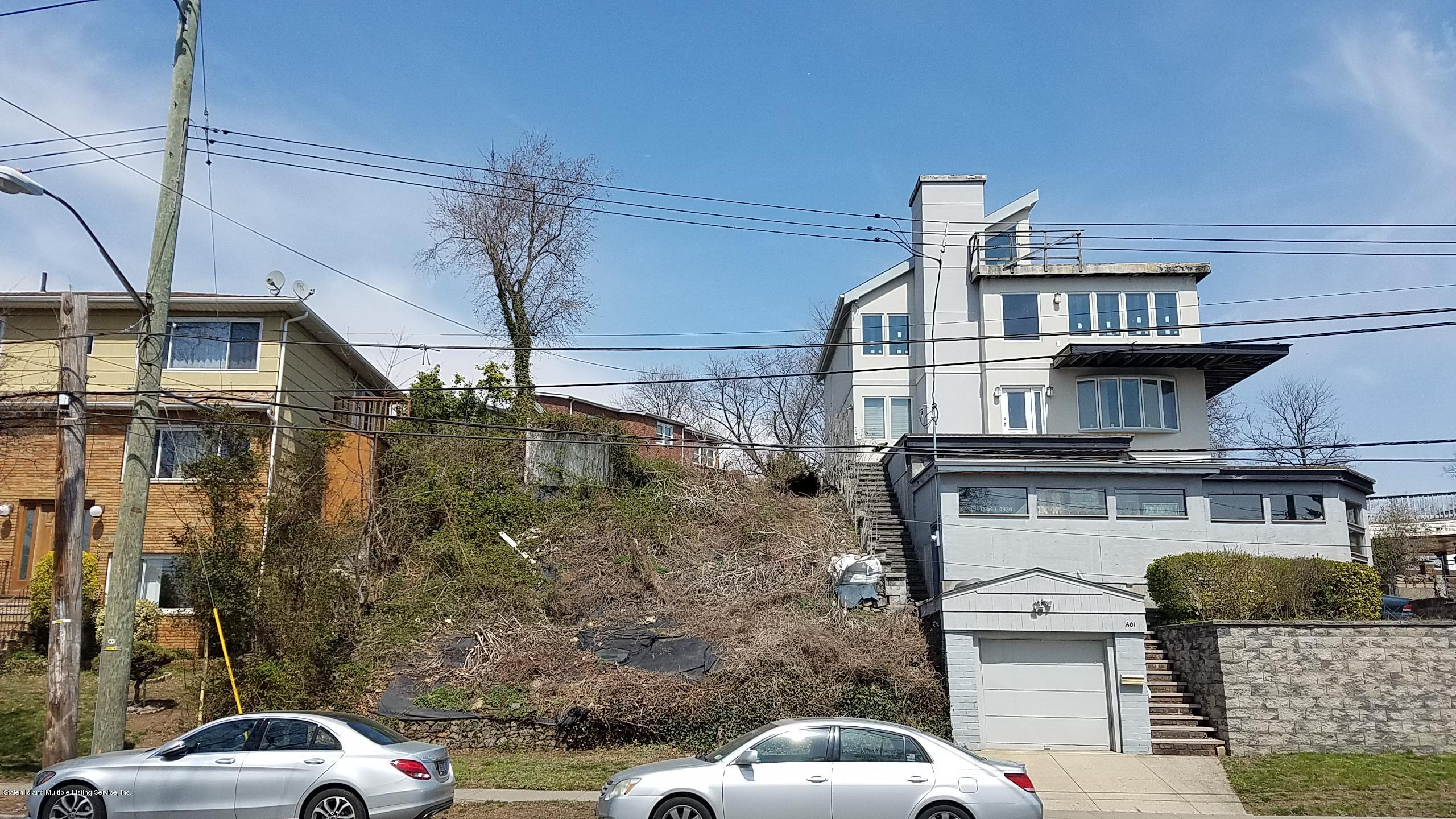 Land/Lots 603 West Fingerboard Road   Staten Island, NY 10305, MLS-1118359-7