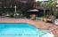 inground pool , outside shower
