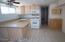 Full Fin Basement ...built with 2nd kitchen, full bath & side door