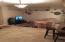 Full finished basement ...