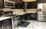 Custom Kitchen w/High End Appliances and Skylight