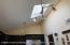 Skylight in Kitchen