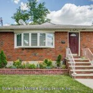 167 Ebbitts Street, Staten Island, NY 10306