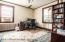 Bedroom w/Hardwood Flrs