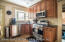 Updated Kitchen w/ Granite Counter Tops and Tile Flooring
