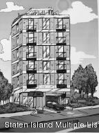 the proposed sketch of the building has not been approved by DOB