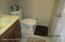 Three Qtr Bath in MBR