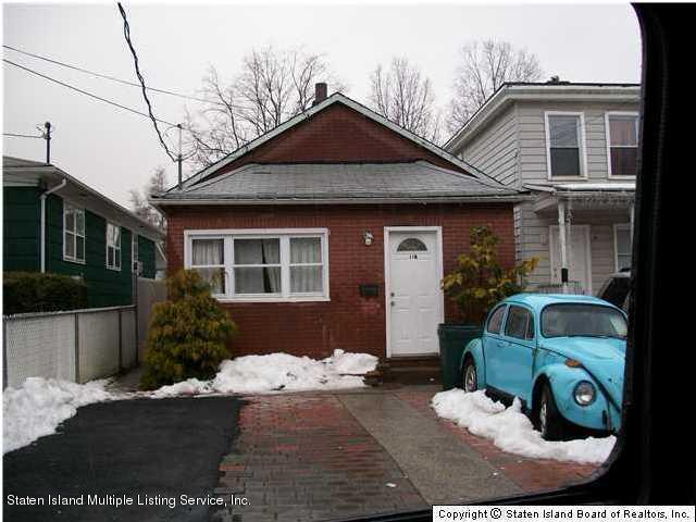 Single Family - Detached 118 Cannon Avenue  Staten Island, NY 10314, MLS-1120950-3