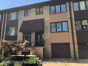 Front of Completely Renovated Townhome