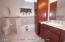 Main Bedroom Floor Newer Bathroom with a Tub & Sep shower..