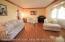 Formal Living Rm w/HW Floors, Venetian Plaster , Crown Molding