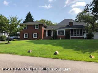 Single Family - Detached in Lighthouse Hill - 60 Scheffelin Ave   Staten Island, NY 10306