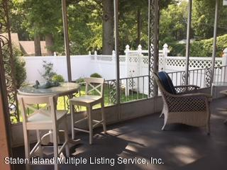 Single Family - Detached 60 Scheffelin Ave   Staten Island, NY 10306, MLS-1121975-23