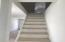 staircase to 2nd unit