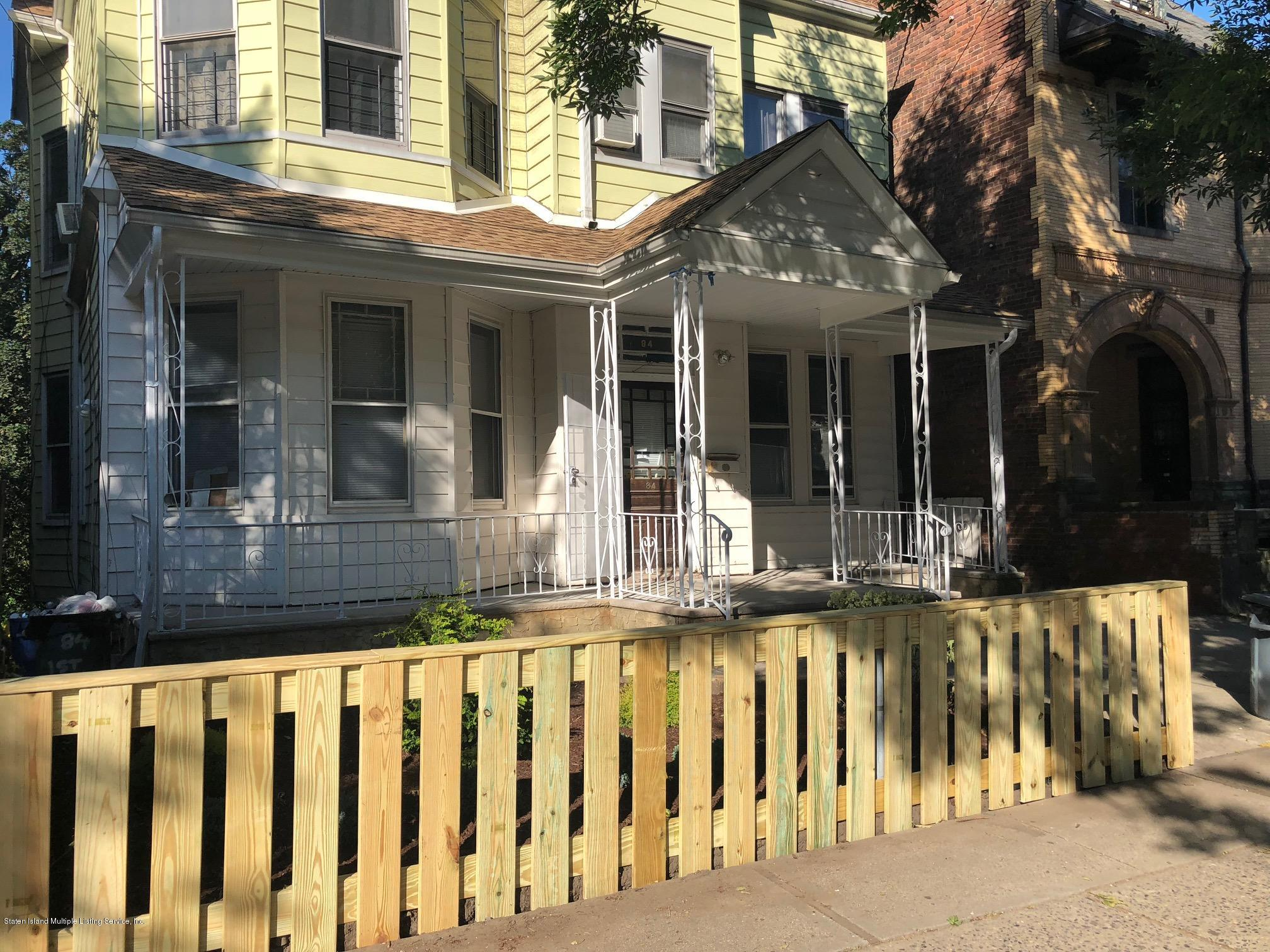 Two Family - Detached 84 Westervelt Avenue  Staten Island, NY 10301, MLS-1120994-2