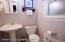 3/4 BATHROOM OFF SITTING ROOM