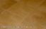 Lower level tile flooring