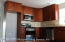 Kitchen features Stainless Steel appliances