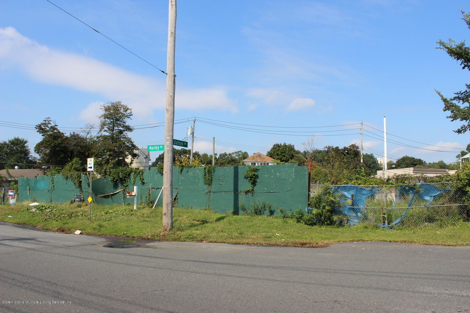 Land/Lots in Richmond Town - 3155 Morley Ave/3196 Richmond Rd   Staten Island, NY 10306