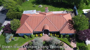 BUILDERS OWN HOME- THE CLAY PORCLEIN ROOF WAS $150,000 OVER 20 YEARS AGO..IMAGINE WHAT THAT WOULD COST TODAY & WHAT WOULD THE SOLID ALL BRICK WORK COST TODAY..WOW Primary Image