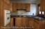 Kitchen w/Side Enterance