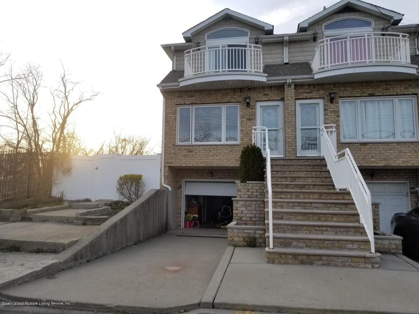 Two Family - Attached in South Beach - 481 Father Capodanno Boulevard R  Staten Island, NY 10305