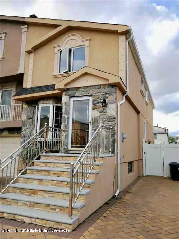 Single Family - Semi-Attached 74 Beard Street  Staten Island, NY 10314, MLS-1123807-2