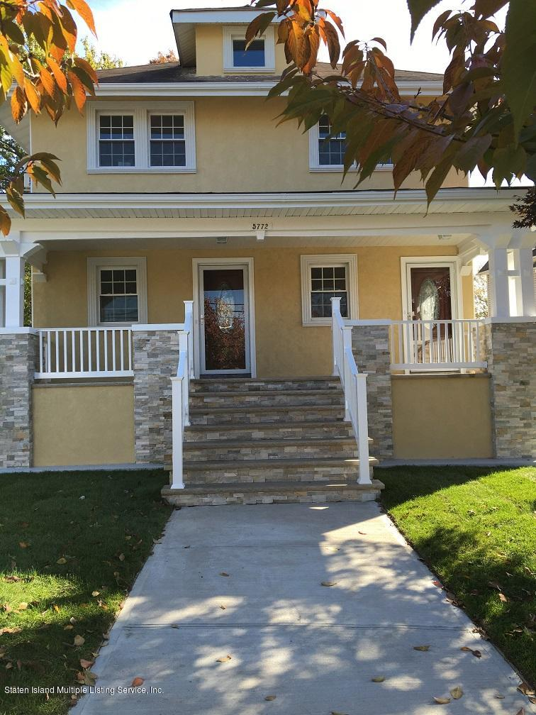 Two Family - Detached in Princes Bay - 5772 Amboy Road  Staten Island, NY 10309