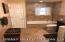Main renovated bathroom w/ jacuzzi