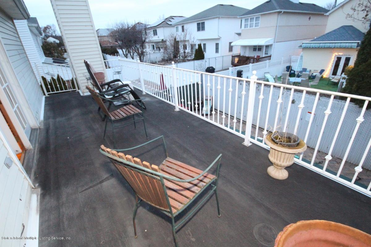 Single Family - Detached 301 Chelsea Street  Staten Island, NY 10307, MLS-1124583-12