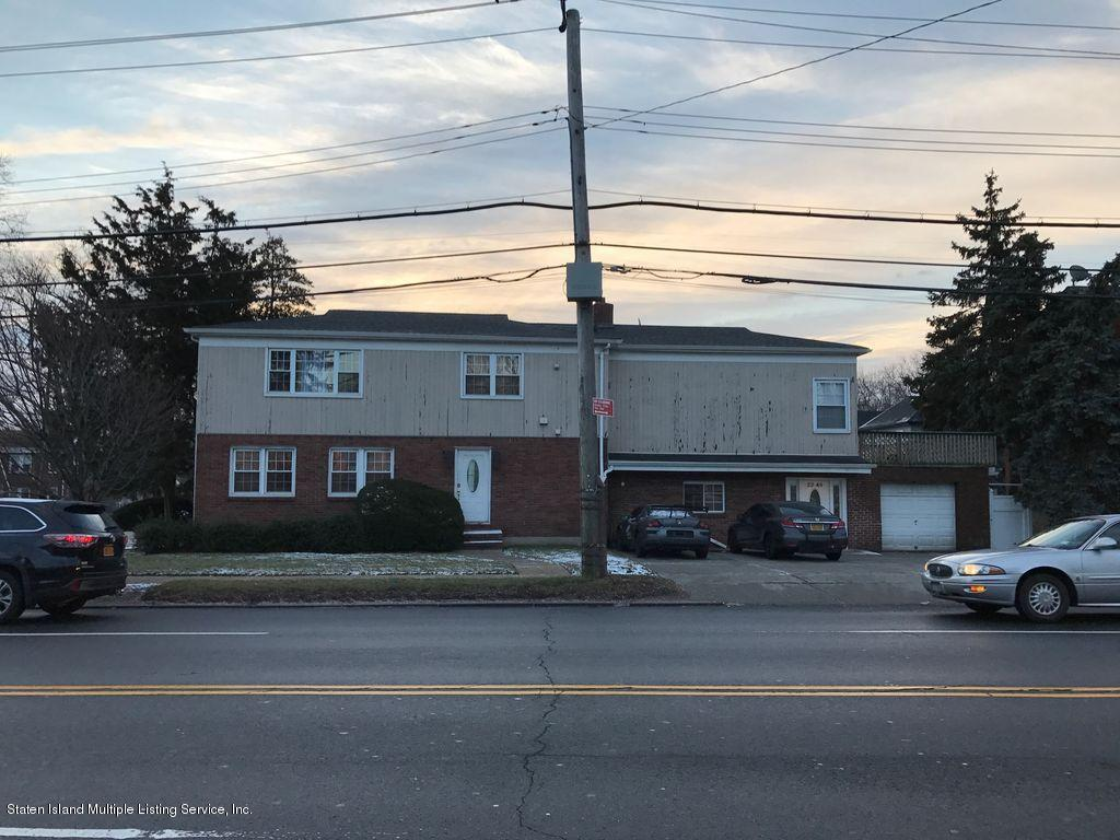 Commercial in New Dorp - 2248 Richmond Road  Staten Island, NY 10306