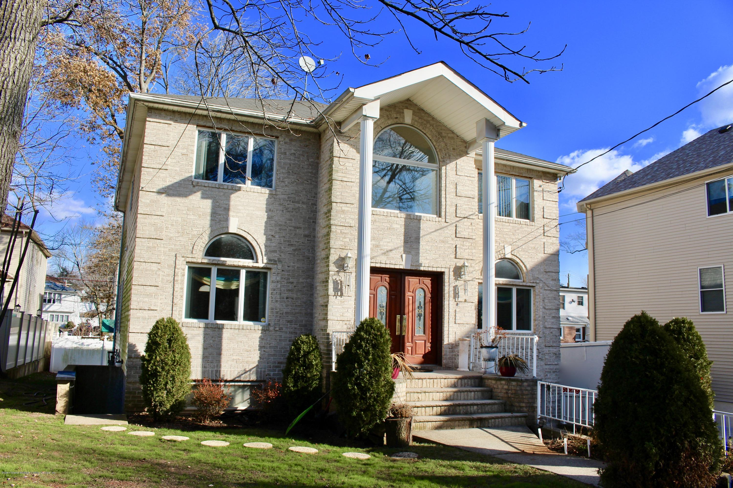 Two Family - Detached 63 Parkwood Avenue  Staten Island, NY 10309, MLS-1124729-4