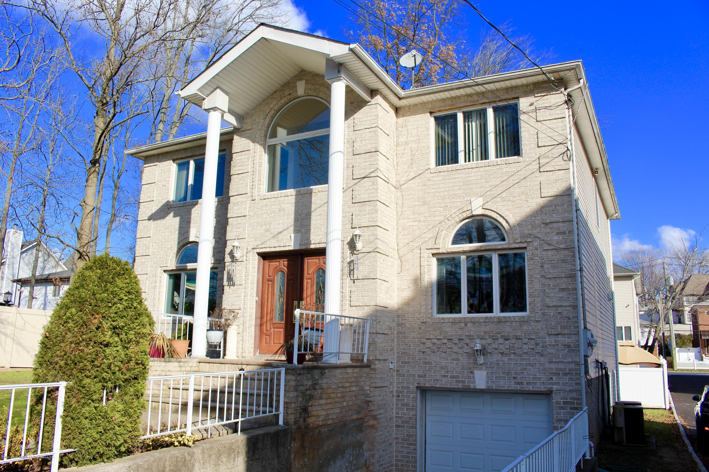 Two Family - Detached 63 Parkwood Avenue  Staten Island, NY 10309, MLS-1124729-5