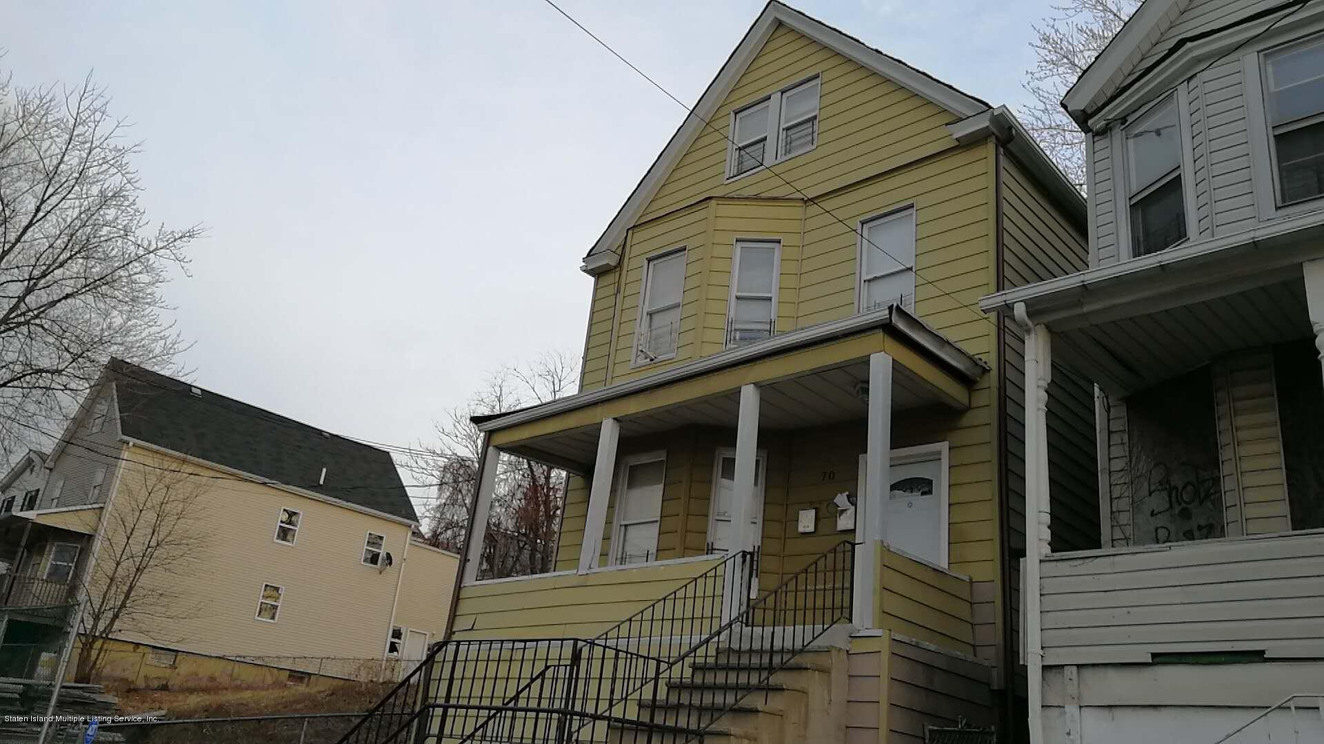 Two Family - Detached 70 Van Buren Street  Staten Island, NY 10301, MLS-1124773-2