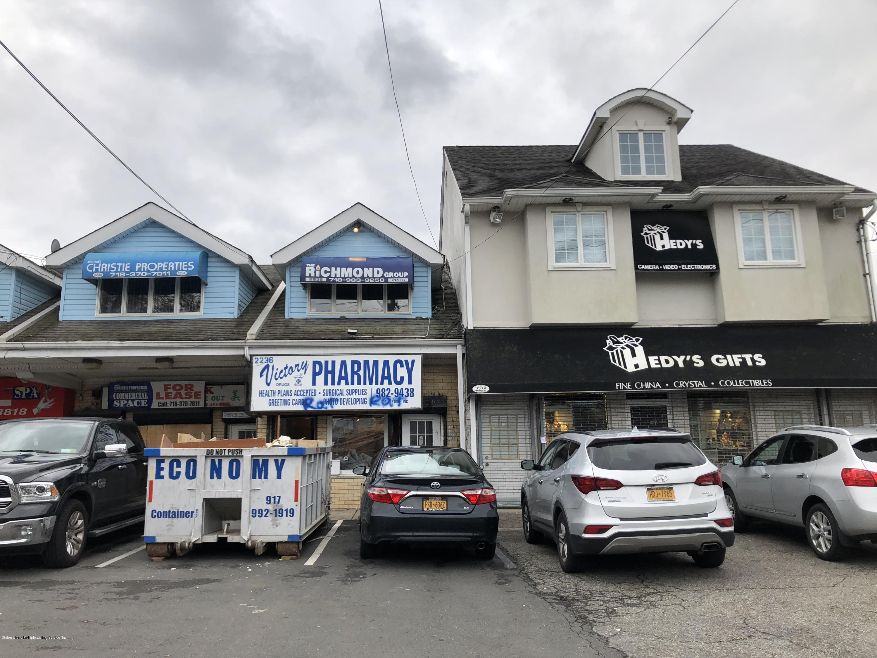 Commercial 2236 Victory Boulevard 2  Staten Island, NY 10314, MLS-1124809-5