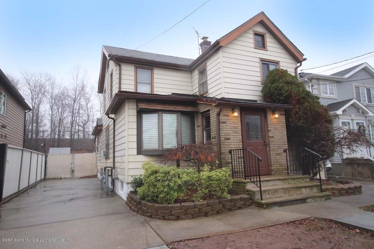 Two Family - Detached 268 Wilson Avenue  Staten Island, NY 10308, MLS-1123653-2