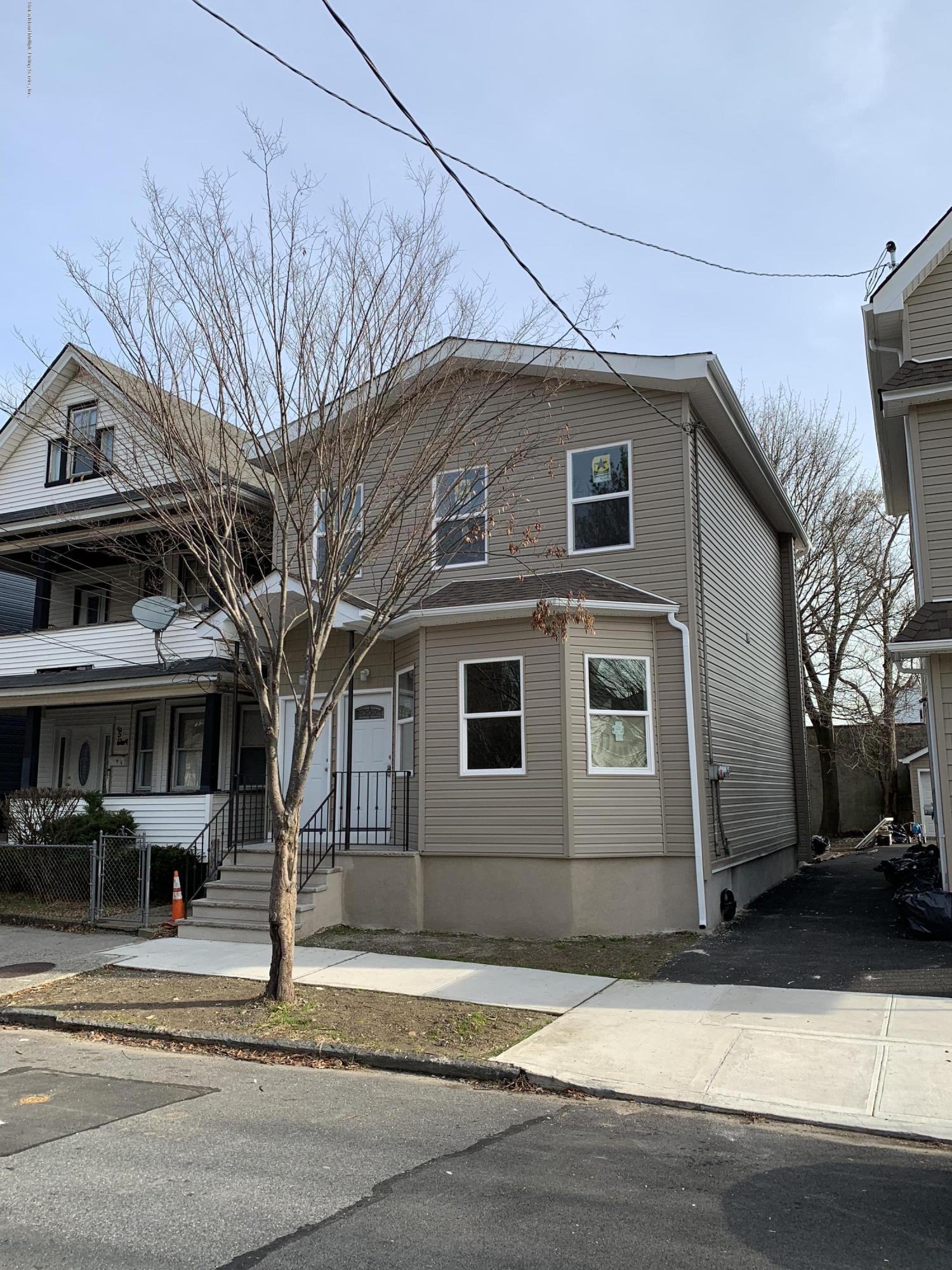 Two Family - Detached 69 Gordon Street  Staten Island, NY 10304, MLS-1124482-3