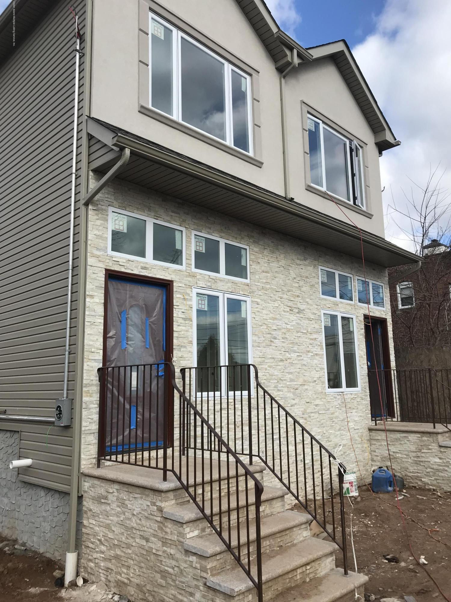 Single Family - Semi-Attached in South Beach - 167 Sand Lane  Staten Island, NY 10305