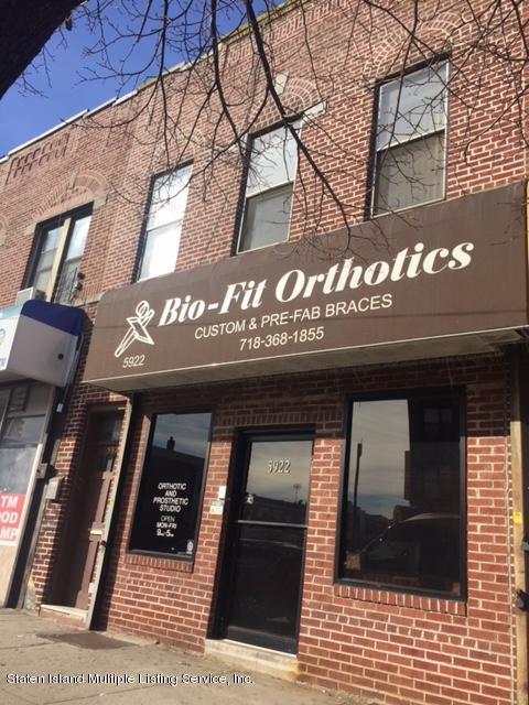 Commercial 5922 20th Avenue  Brooklyn, NY 11204, MLS-1125340-2