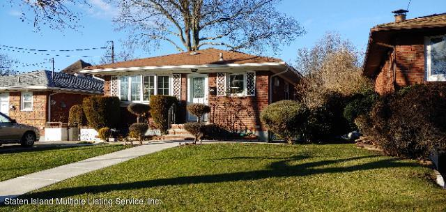 Single Family - Detached 53 Natick Street   Staten Island, NY 10306, MLS-1125403-2