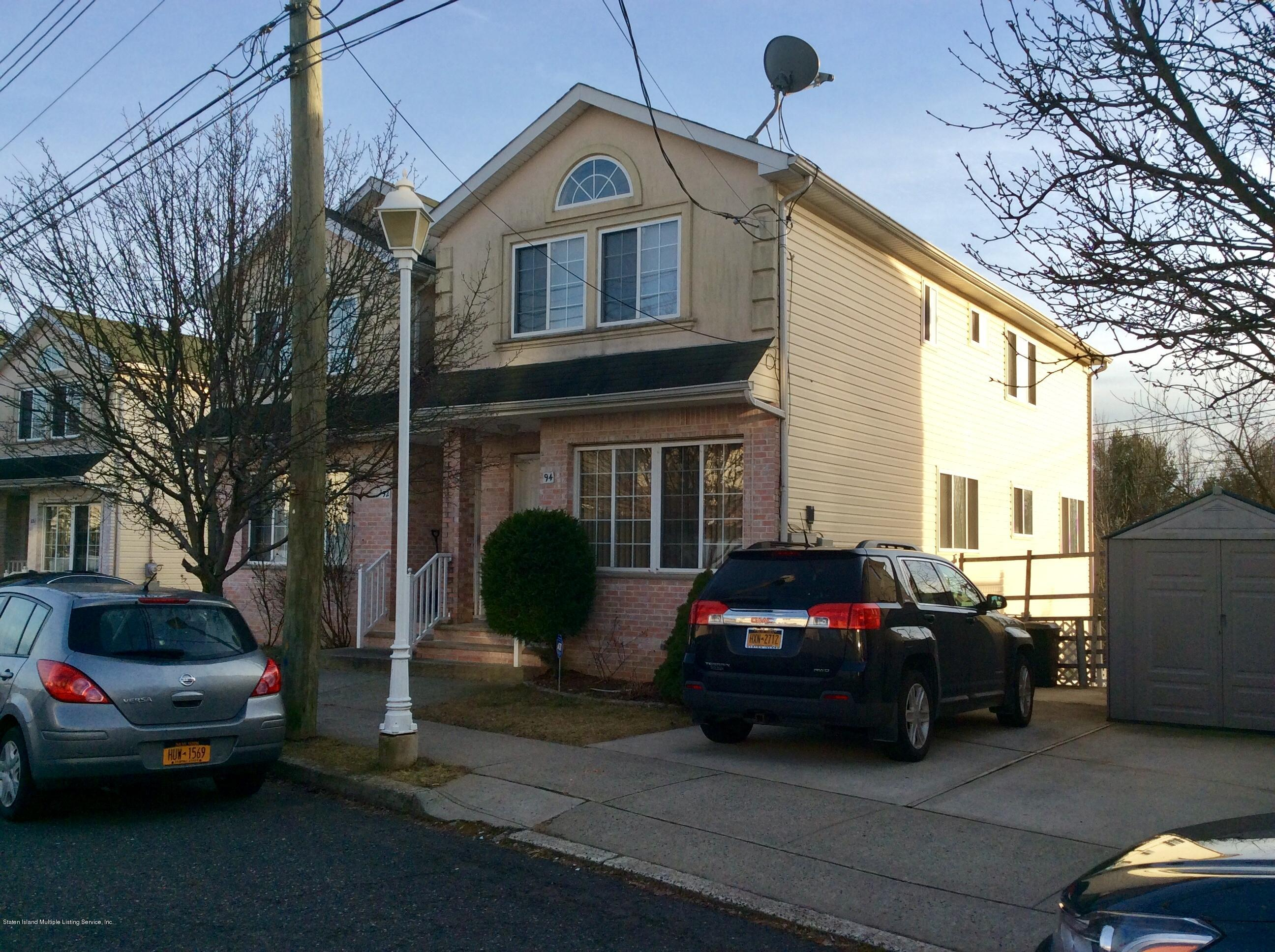 Single Family - Semi-Attached 94 Ambassador Lane  Staten Island, NY 10309, MLS-1125440-2