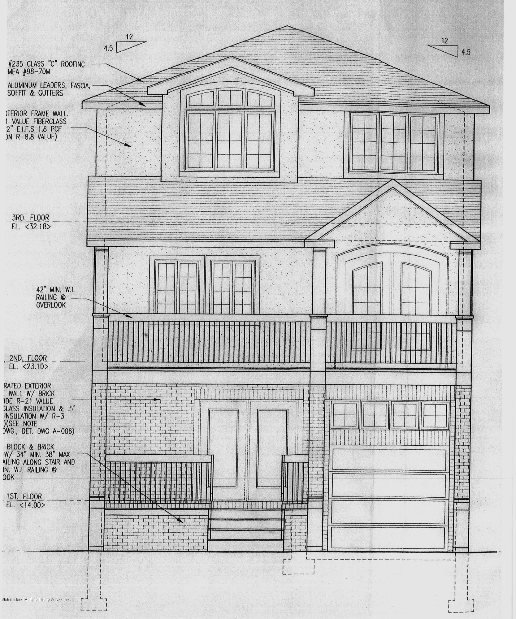 Single Family - Detached 489 Riga Street  Staten Island, NY 10306, MLS-1121758-2