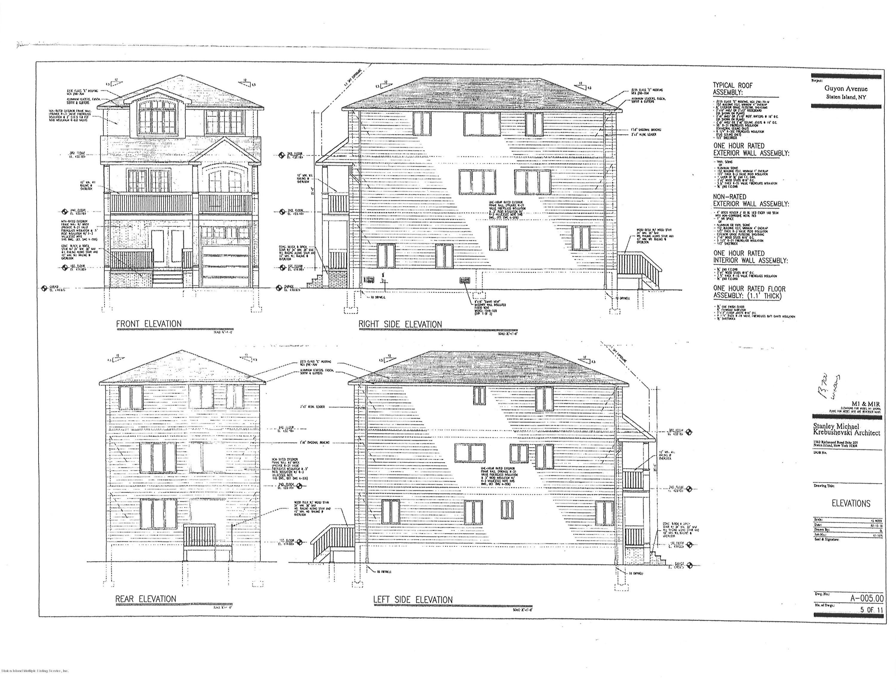 Single Family - Detached 486 Amherst Avenue  Staten Island, NY 10306, MLS-1125570-13