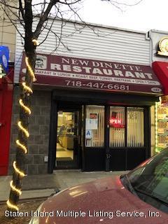 Commercial in Port Richmond - 187 Port Richmond Avenue 1  Staten Island, NY 10302