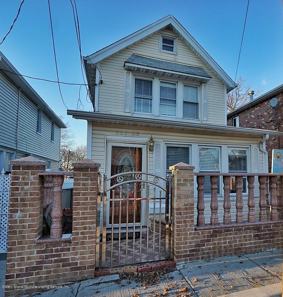 Two Family - Detached in Off Island - 151-33 134th Avenue   Queens, NY 11434