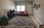 Living room in SEPARATE rental house
