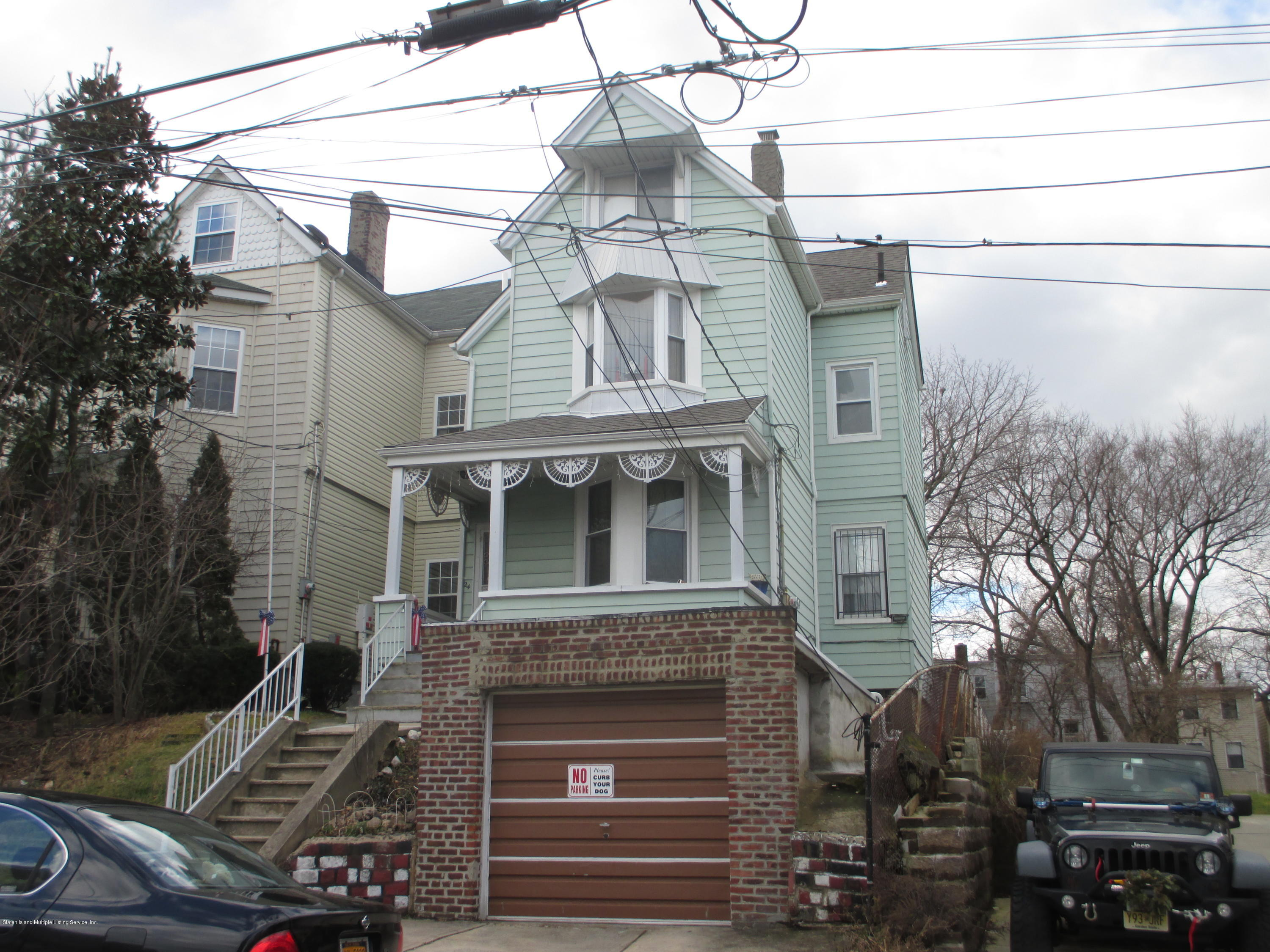 Two Family - Detached in New Brighton - 24 Clinton Avenue  Staten Island, NY 10301
