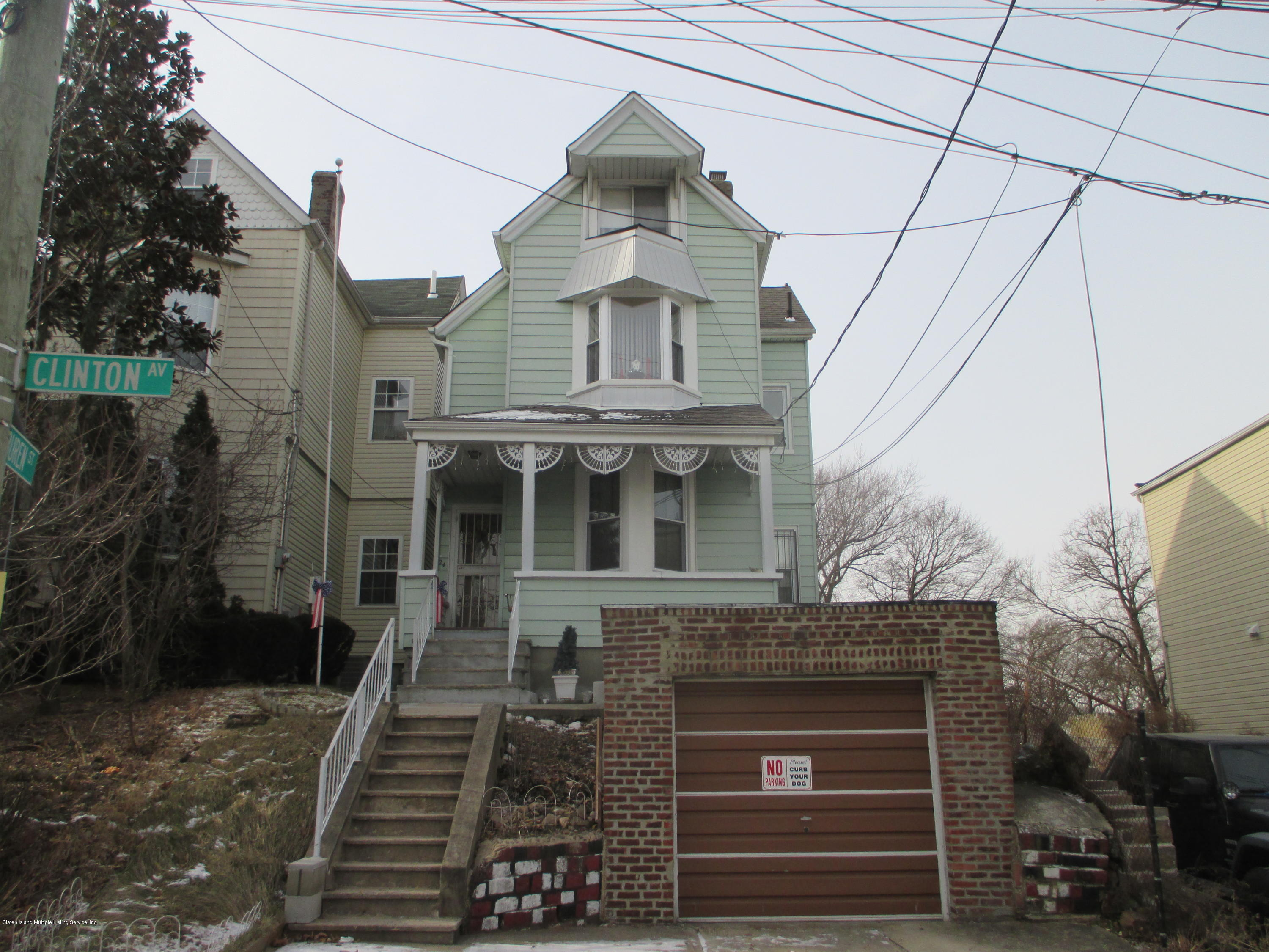 Two Family - Detached 24 Clinton Avenue  Staten Island, NY 10301, MLS-1125949-2