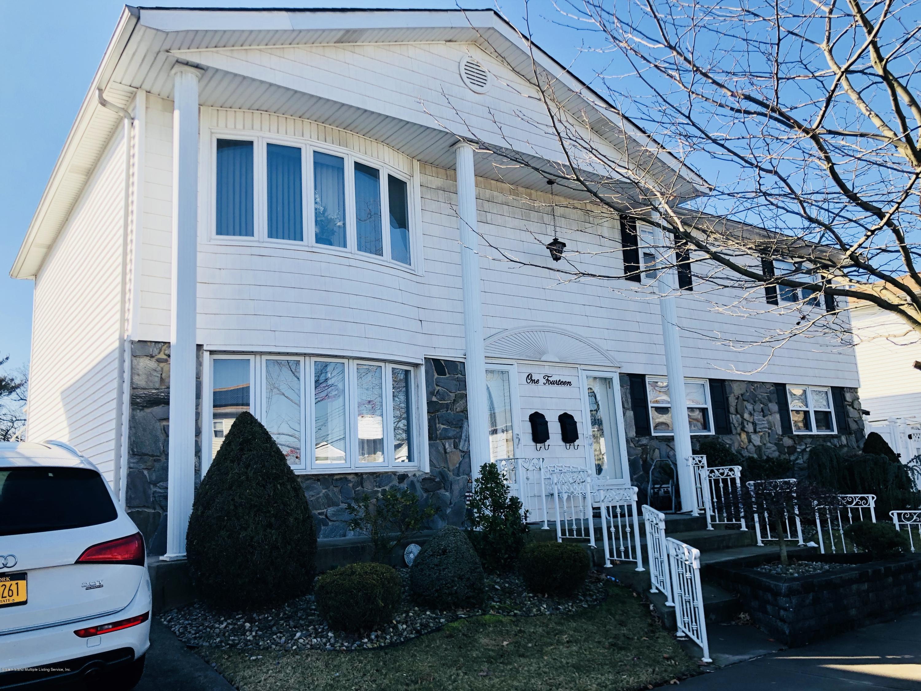 Two Family - Detached in Bulls Head - 114 Paulding Avenue  Staten Island, NY 10314